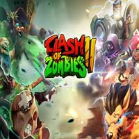 Clash of Zombies II: The invasion of Atlantis