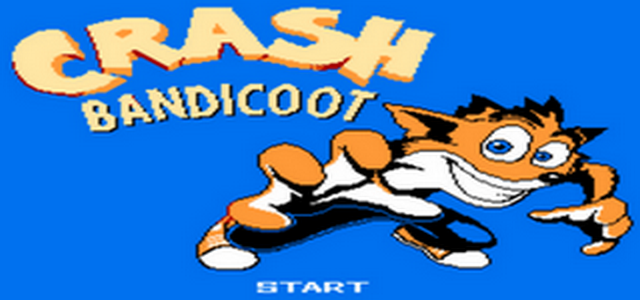 CRASH BANDICOOT NES O FAMILY GAME