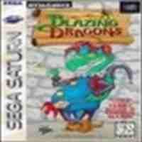 Blazing Dragons (SATURN)