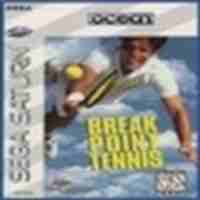 Break Point Tennis (Saturn)