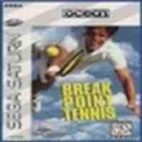 Break Point Tennis (Saturn)