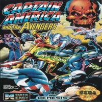 Captain America And The Avengers (Sega)