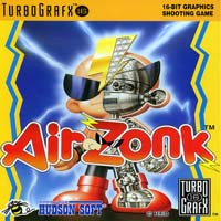 Air Zonk (TurboGrafx-16)