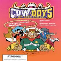 Wild West COW - Boys of Moo Mesa (Mame)