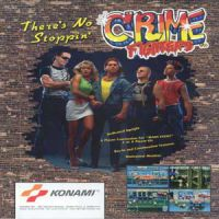 Crime Fighters (US 4 players) MaMe