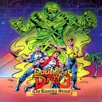 Double Dragon 3 - The Rosetta Stone