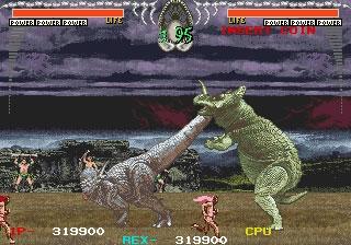 Dino Rex (mame)