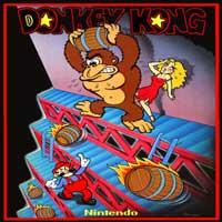 Donkey Kong Coin Op Arcade