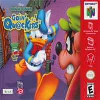 Donald Duck - Goin' Quackers