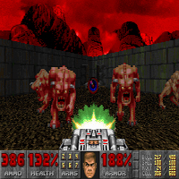 Doom: Evil Unleashed