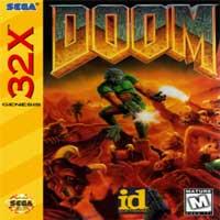 Doom Sega 32x