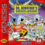 Dr. Robotnik's Mean Bean Machine SMD