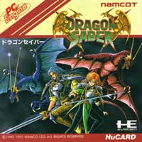 Dragon Saber - After Story of Dragon Spirit