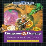 Dungeons & Dragons - Warriors of the Eternal Sun