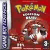 Pokemon edicion Rubi (GBA)