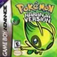 Pokemon Naranja Version (GBA)