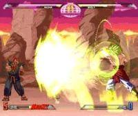 Dragon Ball Vs Street Fighter III MUGEN