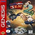 Earthworm Jim 2 Sega