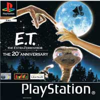 E.T. - The Extra-Terrestrial - Interplanetary Mission