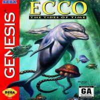 Ecco - The Tides of Time SEGA
