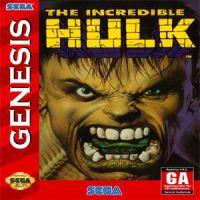 El Incredible Hulk SEGA