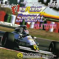 F1 Circus Special - Pole to Win
