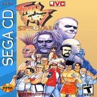 Fatal Fury Special Sega CD