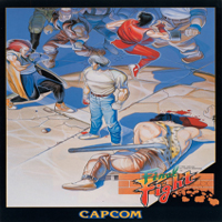 Final Fight Capcom CPS 1