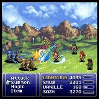 Final Fantasy 4 (J)