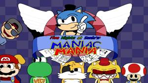 Five Nights at Sonic's: Maniac Mania