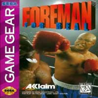 Foreman for Real (GG)