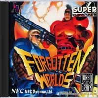 Forgotten Worlds TGX 16