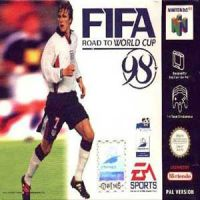 FIFA - Road to World Cup 98 (N64)