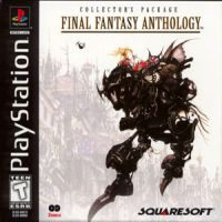 Final Fantasy Anthology Final Fantasy V