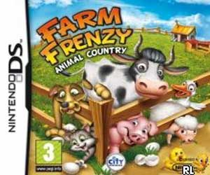 Farm Frenzy Animal Country Free Online