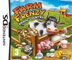 Farm Frenzy Animal Country Free Online