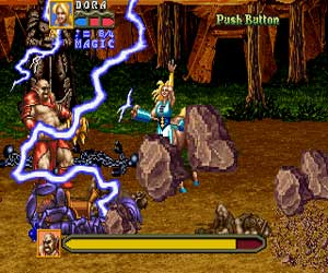 Play Golden Axe Curse of Death Adder 3.0 Free Online