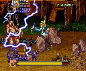 Play Golden Axe Curse of Death Adder 3.0 Free Online