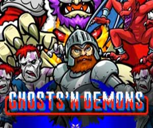 Play Ghosts Demons 30 Aniversario Free Online