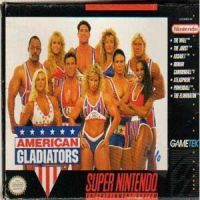 American Gladiators Snes