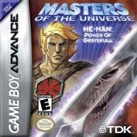 Masters Of The Universe He-Man (GBA)