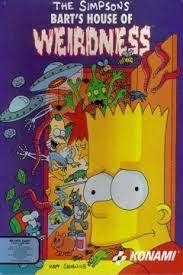 The Simpsons: Bart's House of Weirdness - Los Simpson: la casa de la rareza de Bart