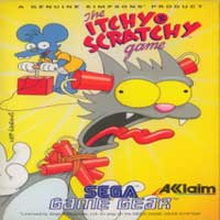The Itchy and Scratchy Game (GG)