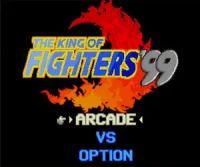 King of Fighters 99 Sega genesis