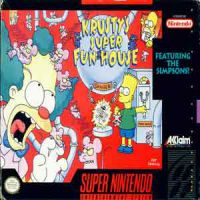 Simpsons - Krusty´s Super Fun House