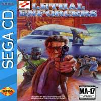 Lethal Enforcers Sega CD