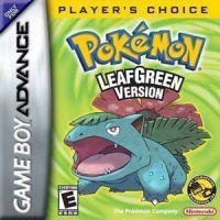 Pokemon - Leaf Green Version V1.1
