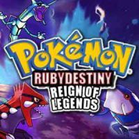 Legend Of Pokemon, The (Hack)