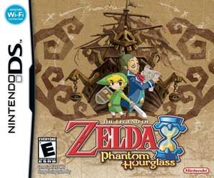 Legend Of Zelda The Phantom Hourglass