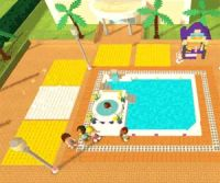 Lego Friends: Pool Party Game